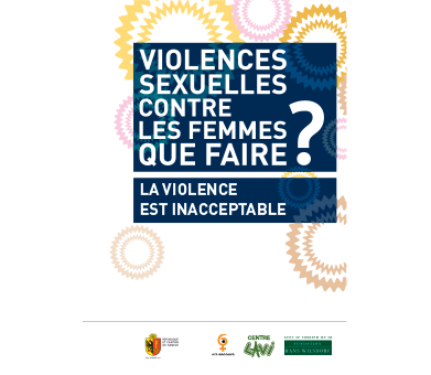 Brochure violences sexuelles
