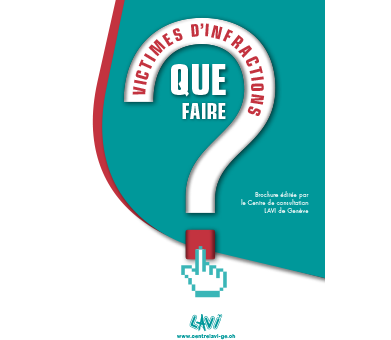 Brochure Infractions: Que faire?
